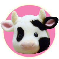 Sylvanian Families Buttercup Cow Family