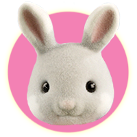 Sylvanian Families Columbus Sea Breeze Rabbit Family