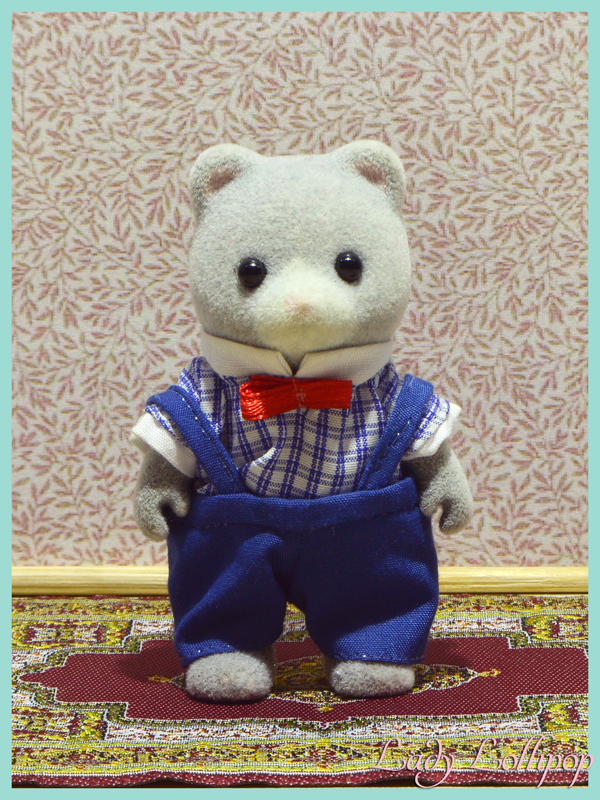 Sylvanian Families Uncle Henry Bearbury