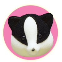 Sylvanian Families Underwood Badger Family