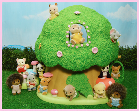 Gallery of Sylvanian Families Buildings and sets